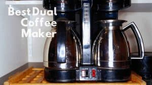 two way coffee maker