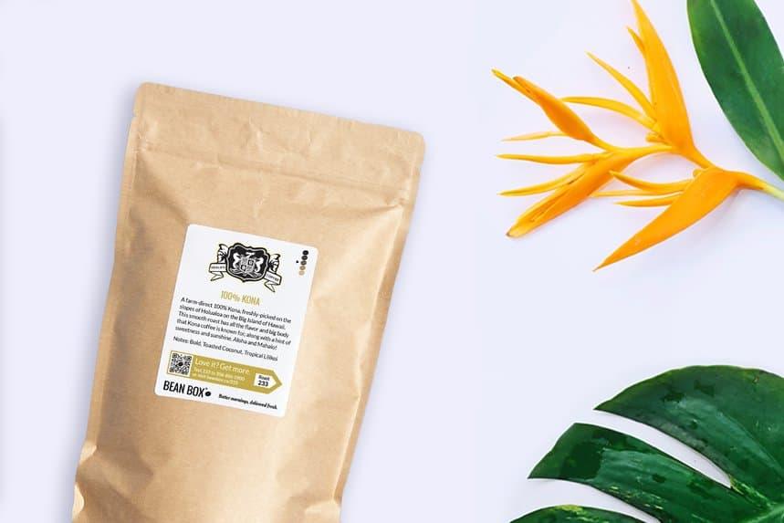 100% Kona - Keala Hawaiian Coffee