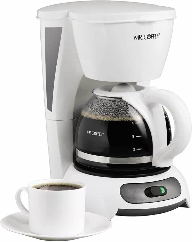 Mr. Coffee 4-Cup Switch Coffee Maker