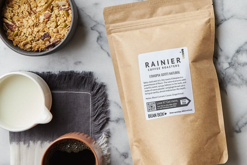 Rainer Coffee Roasters - Ethiopian Gotiti Natural