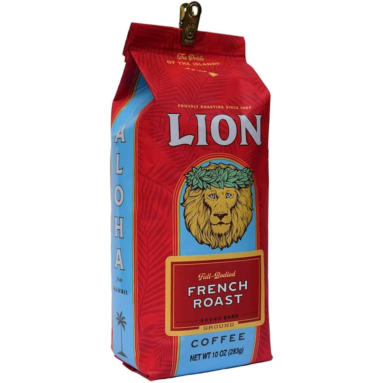 French Roast by Lion Coffee