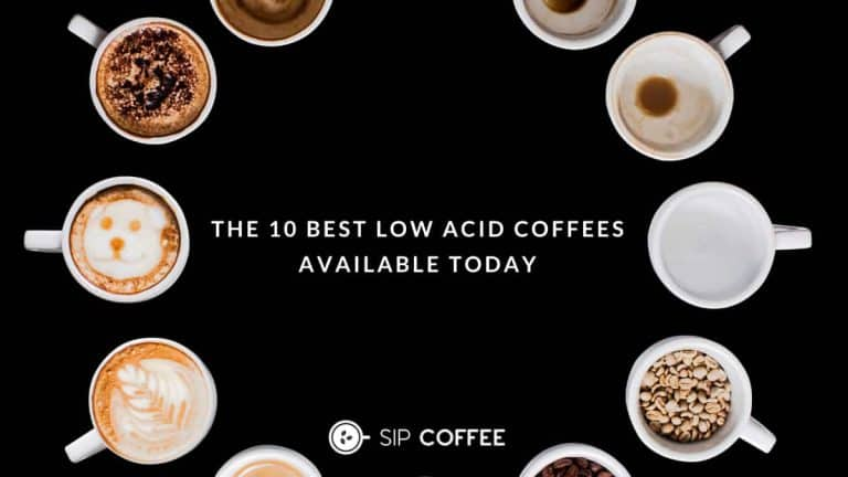 10 Best Low Acid Coffee Brands For A Sensitive Stomach 2021