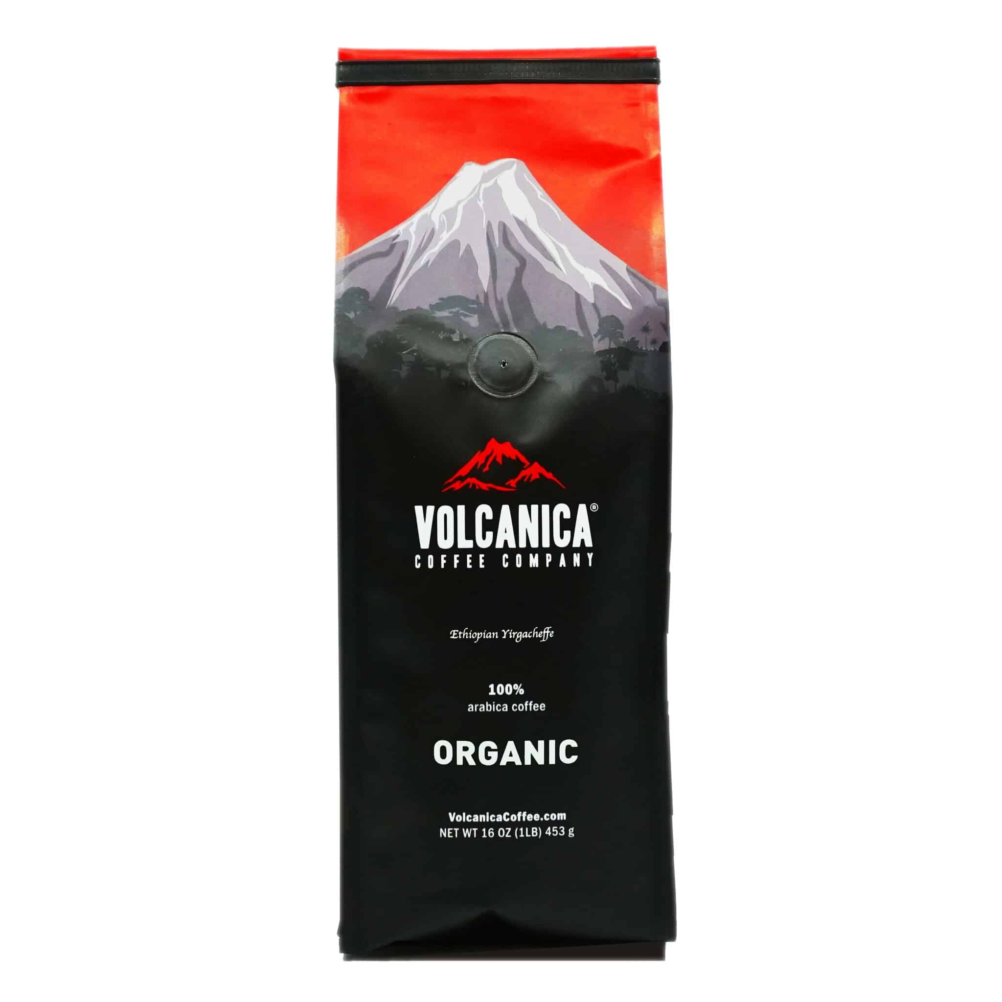 Ethiopian Yirgacheffe by Volcanica Coffee