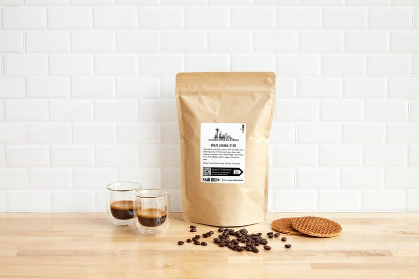 The Cookie Dough Coffee - Middle Fork Roasters