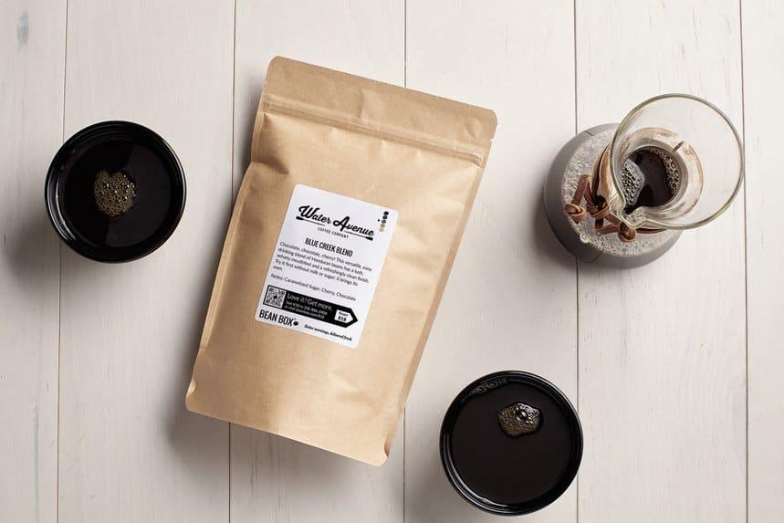 Water Avenue Coffee Company Blue Creek Blend