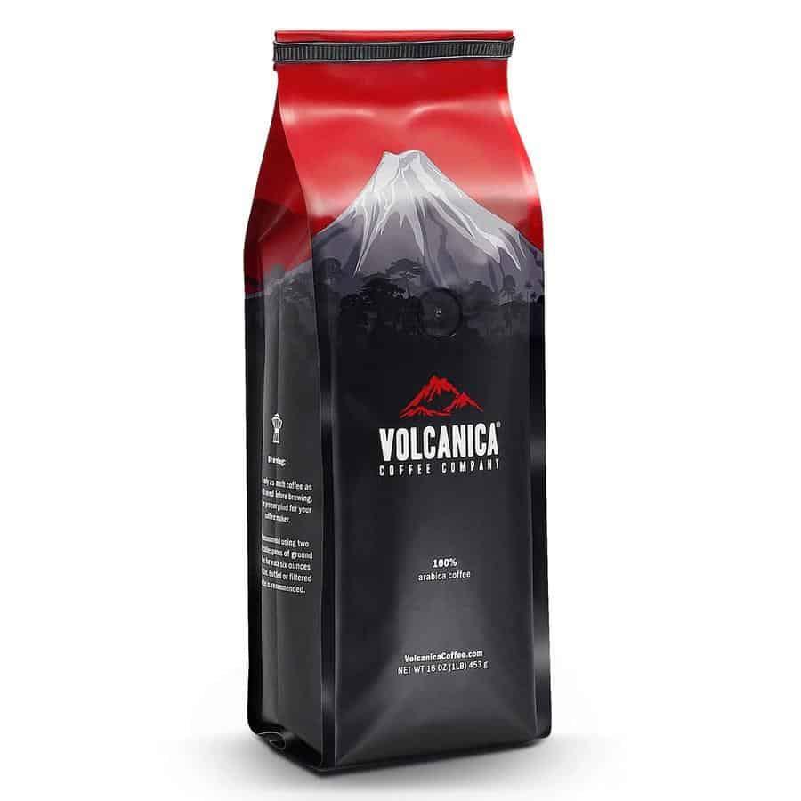 Colombian Peaberry Coffee Medium Roast - Volcanica Coffee