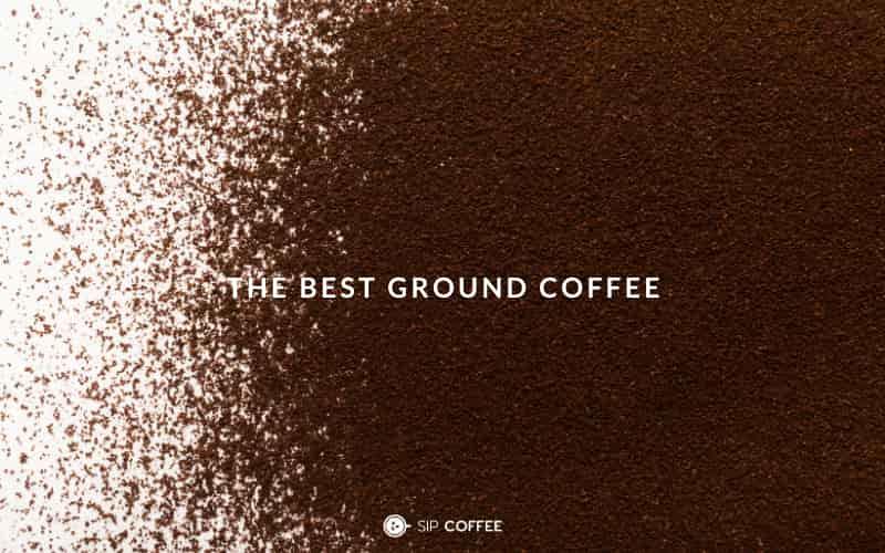 ground coffees