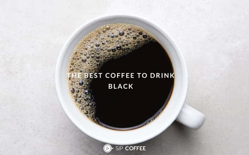 it's a black brew