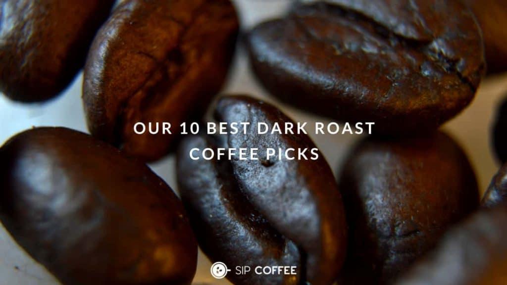kicking horse dark roast coffee