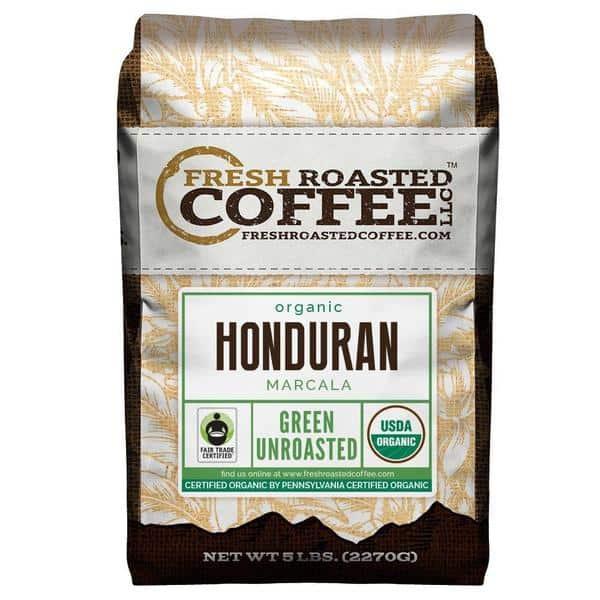 Organic Honduran Marcala