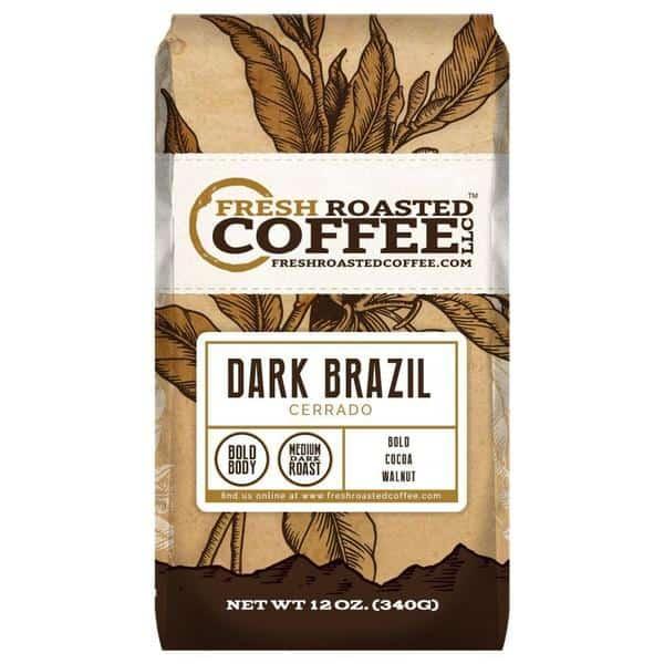 Dark Brazil Cerrado Coffee