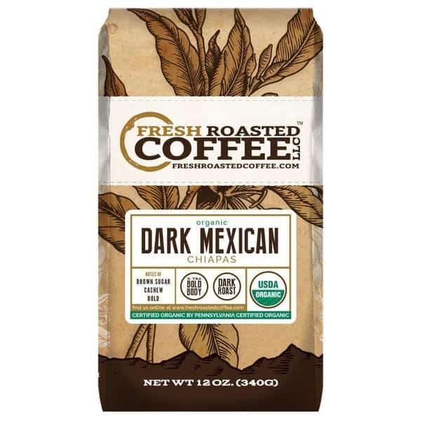 Organic Dark Mexican Chiapas