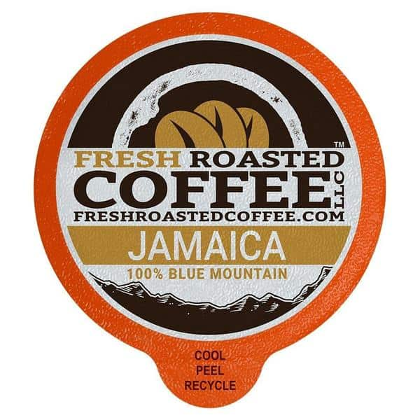 100% Jamaica Blue Mountain