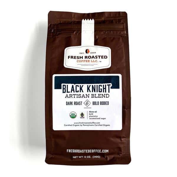 Organic Black Knight Coffee