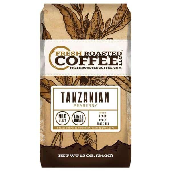 Tanzanian Peaberry Coffee