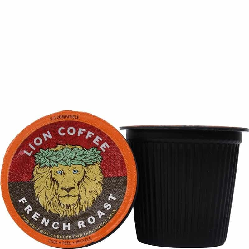 Lion French Roast K Cups