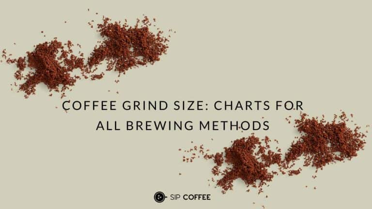 The Coffee Grind Size Chart For Every Brewing Method