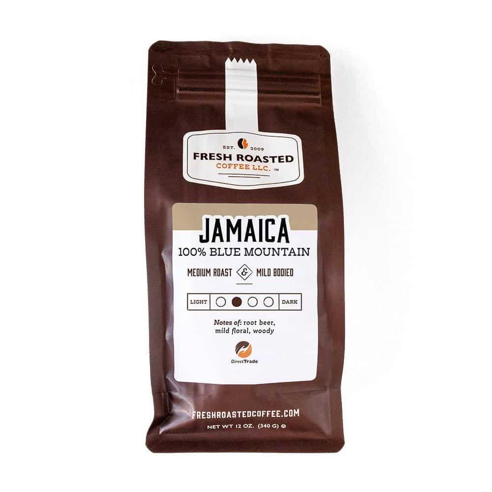 100% Jamaica Blue Mountain