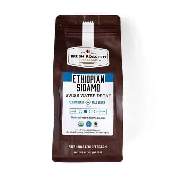 Ethiopian Sidamo By Fresh Roasted Coffee