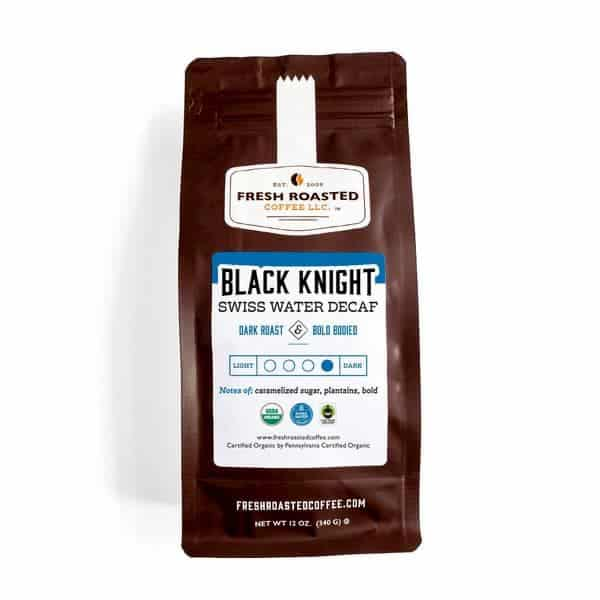 Organic Black Knight Decaf
