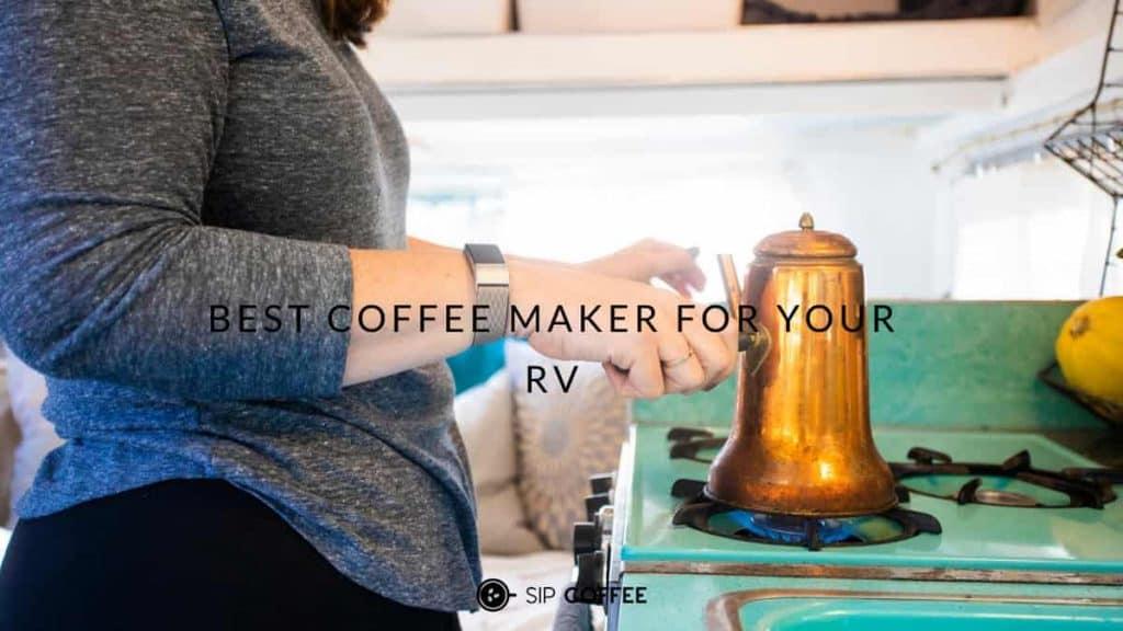 rv coffee makers