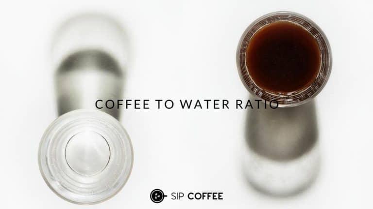 Coffee To Water Ratio Calculator: Tips & Tricks
