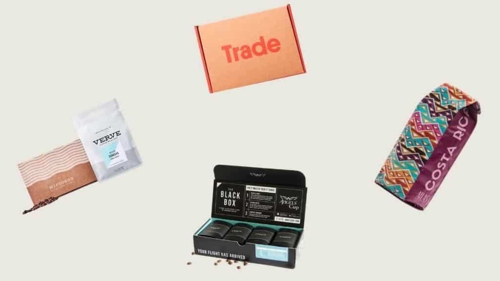 subscription boxes for coffee