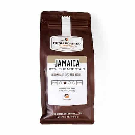 100% Jamaica Blue Mountain Coffee - Direct Trade
