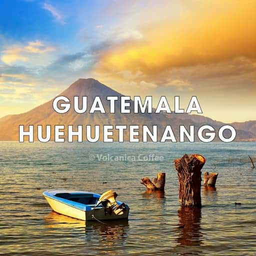 Guatemala Huehuetenango Organic Coffee