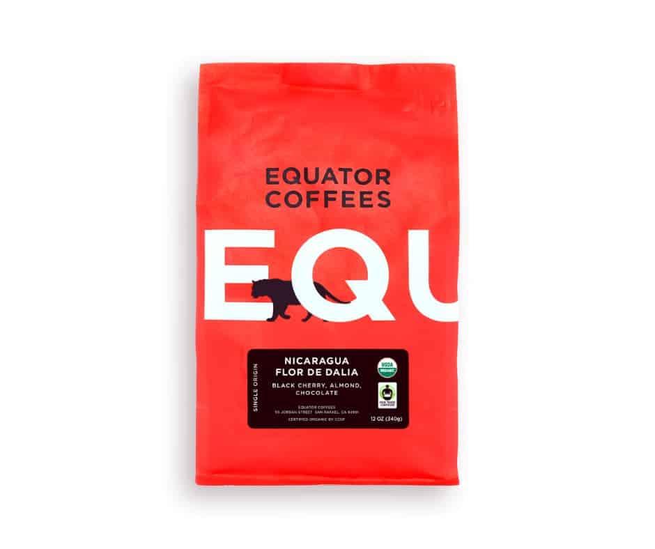 Nicaragua Flor De Dalia | Equator Coffee