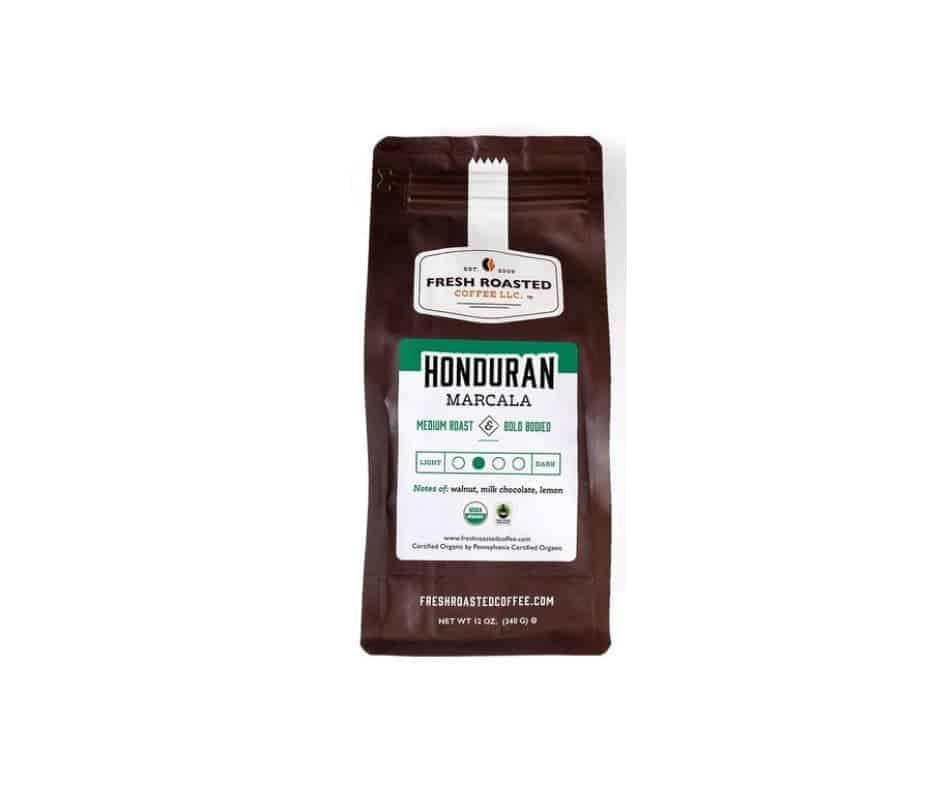 Honduran Marcala Coffee - FTO | Fresh Roasted Coffee