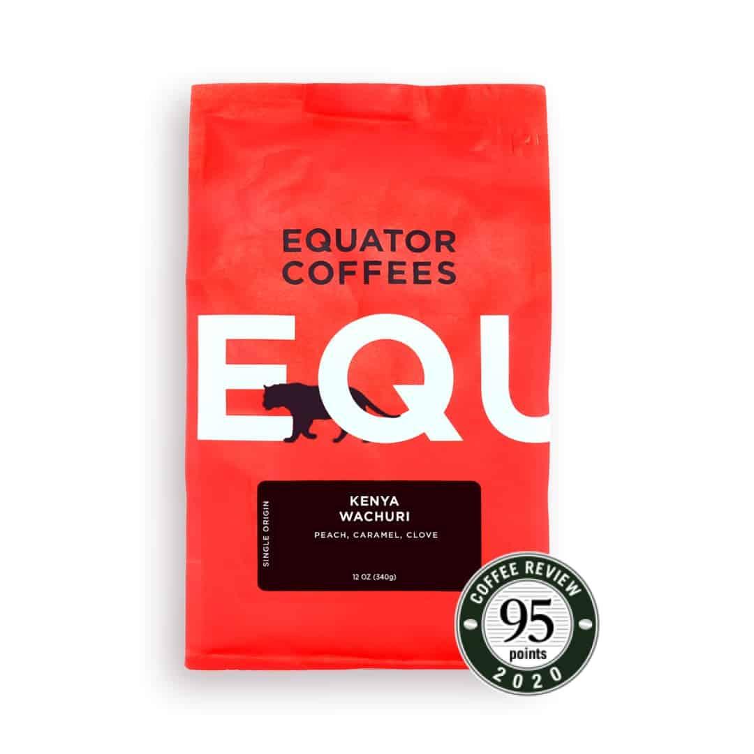 Kenya Machuri - Equator Coffee