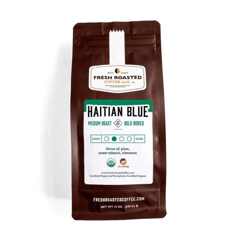 Organic Haitian Blue Coffee | Direct Trade