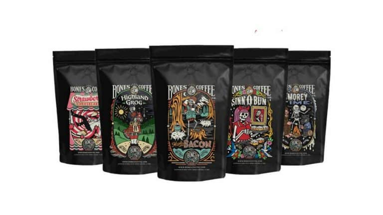 Bones Coffee Review 2021: Flavored Beans
