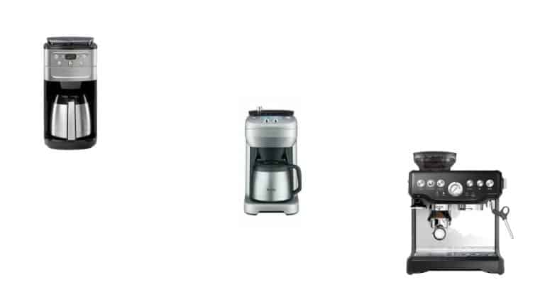 Best Grind and Brew Coffee Maker 2021