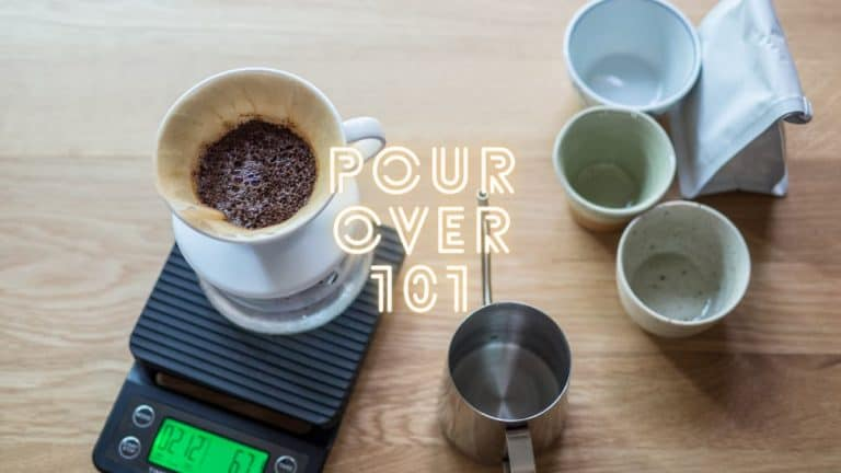 How To Make Pour Over Coffee 101