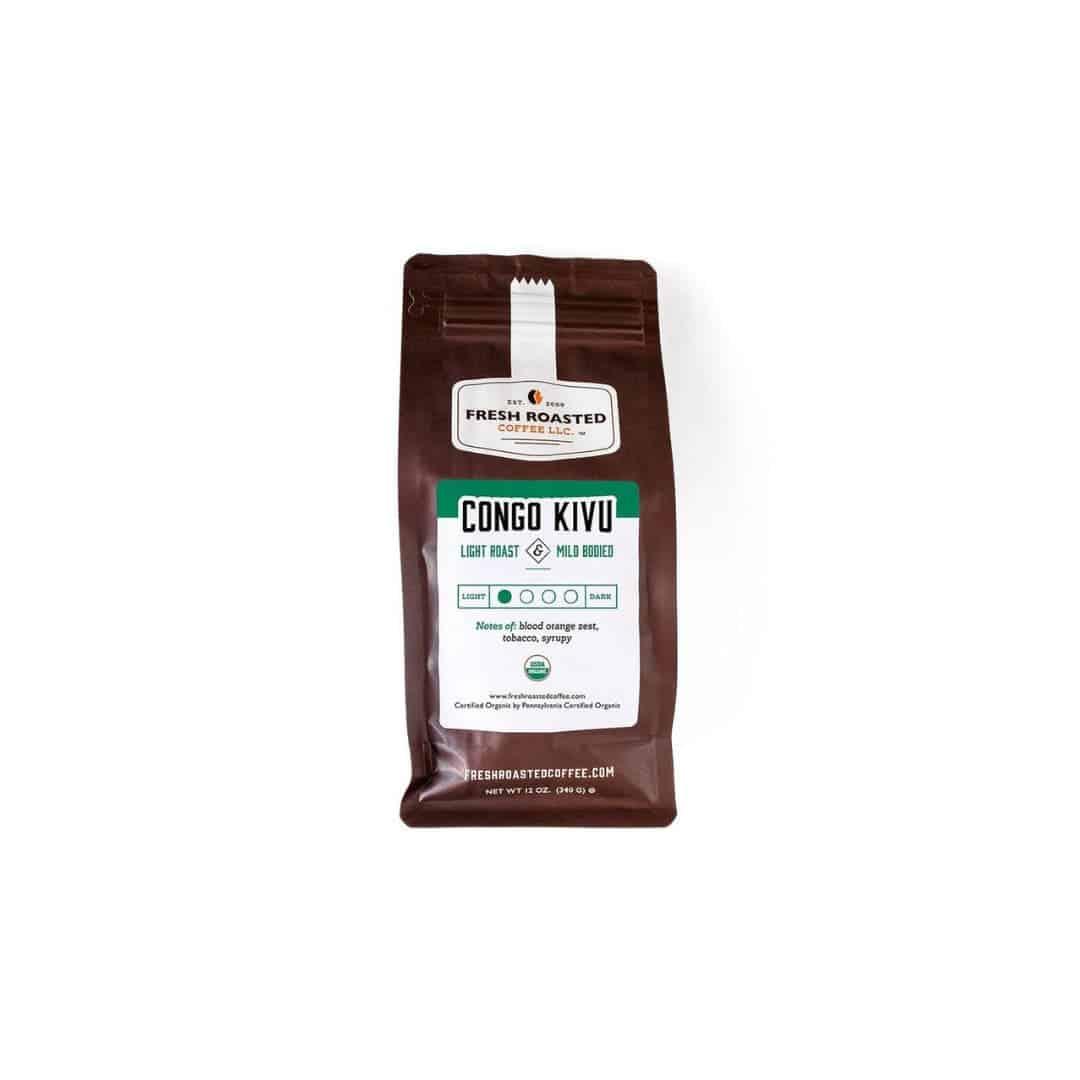 Organic Congo Kivu Coffee