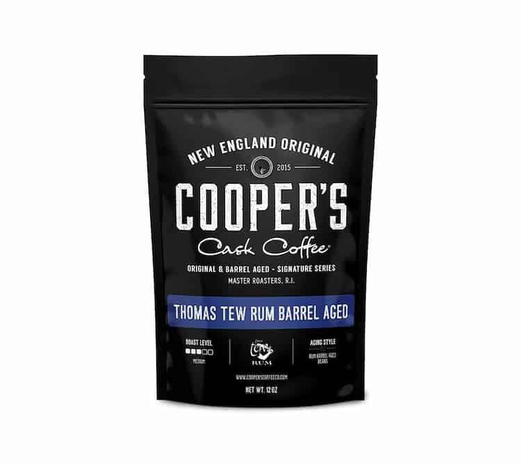 Coopers Coffee Rwanda Rum Aged