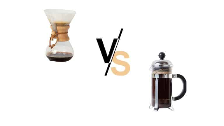 Pour Over Vs French Press – The Differences Explained
