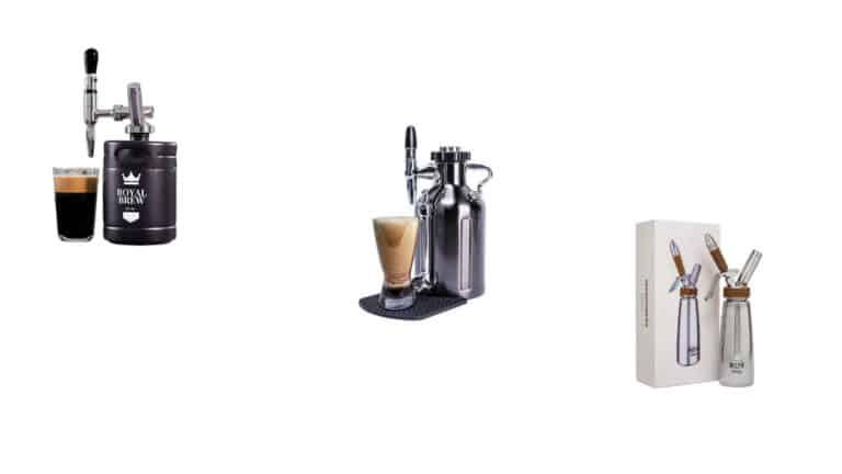 Best Nitro Cold Brew Coffee Maker 2021