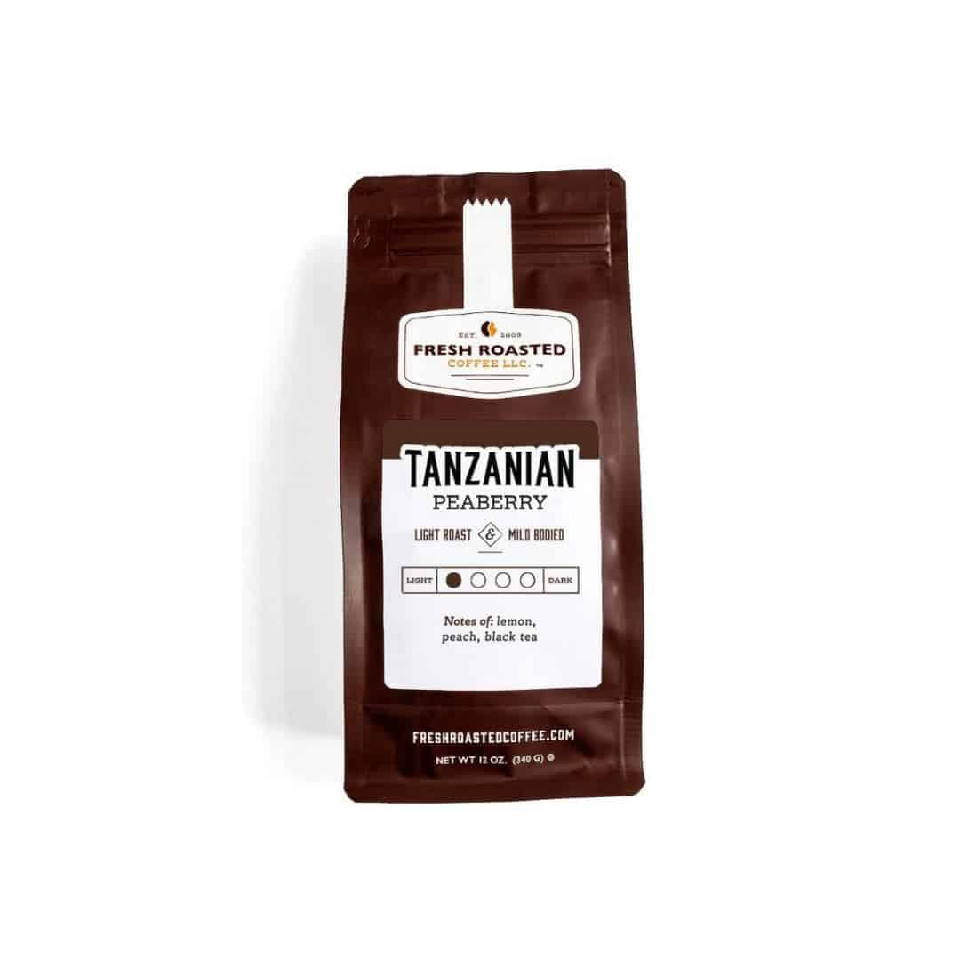 Tanzanian Peaberry | Fresh Roasted Coffee