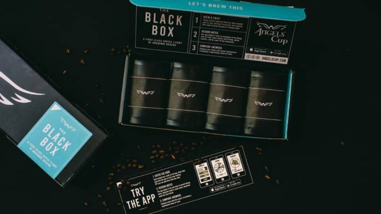 Angels Cup Coffee subscription Review