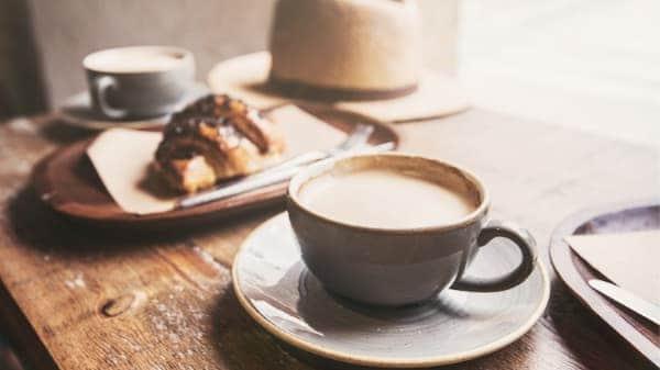coffee shop cuppa