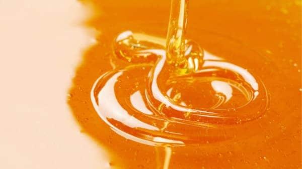 swirling honeycomb