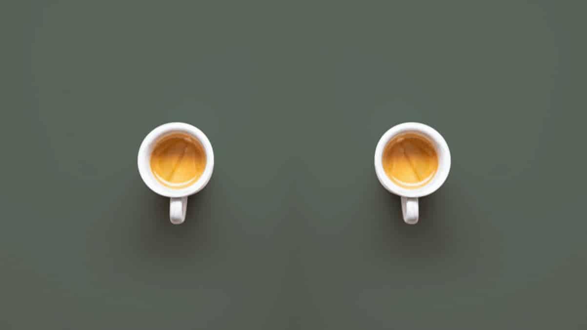2 espresso shots
