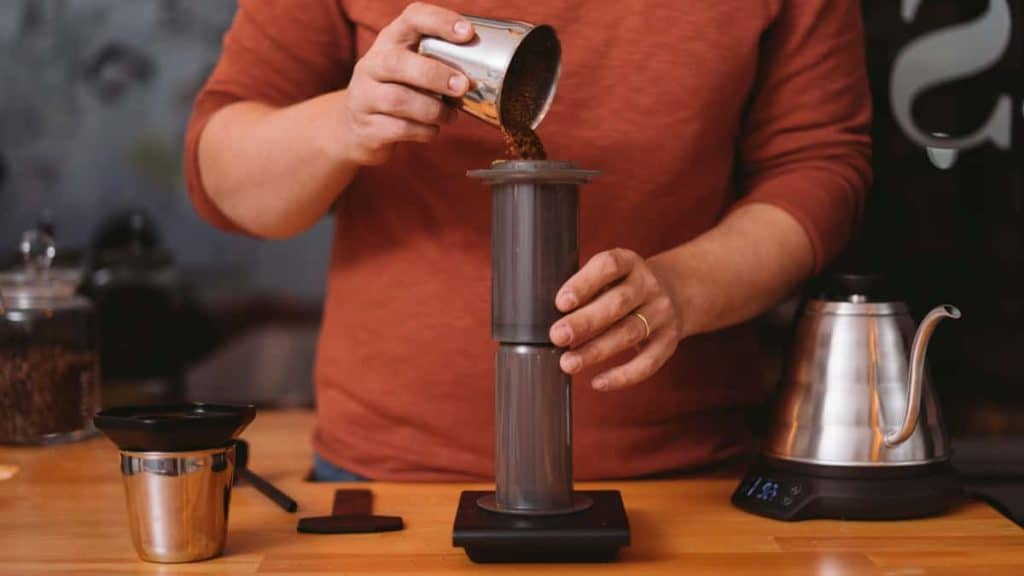 AeroPress In Action