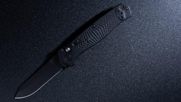 flat knife