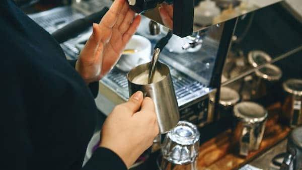 coffee making whirlpool