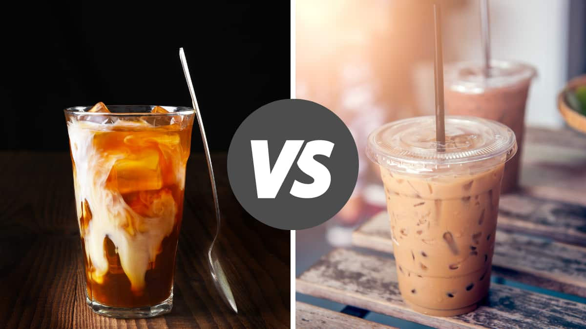 cold brew compared to iced coffee