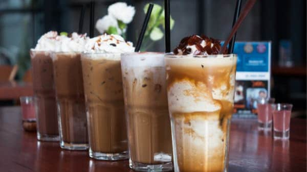 frappe whipped